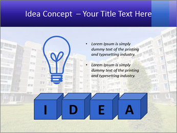 Sixstory apartment PowerPoint Templates - Slide 80