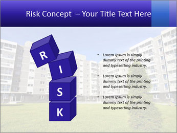 Sixstory apartment PowerPoint Templates - Slide 81