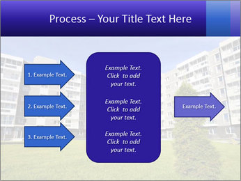 Sixstory apartment PowerPoint Templates - Slide 85