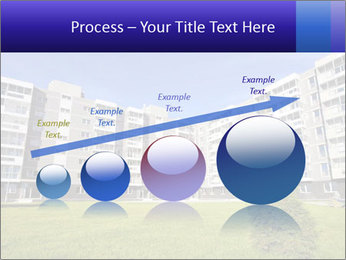 Sixstory apartment PowerPoint Templates - Slide 87