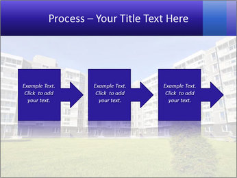 Sixstory apartment PowerPoint Templates - Slide 88
