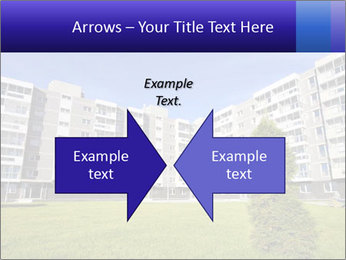 Sixstory apartment PowerPoint Templates - Slide 90