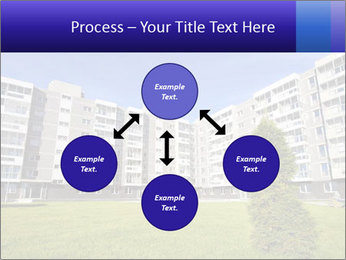 Sixstory apartment PowerPoint Templates - Slide 91