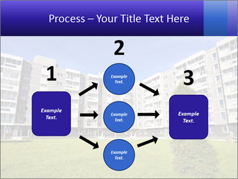 Sixstory apartment PowerPoint Templates - Slide 92