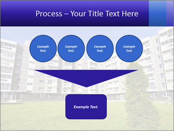 Sixstory apartment PowerPoint Templates - Slide 93