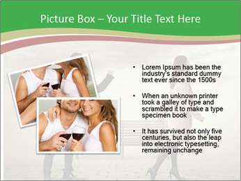 Angry man PowerPoint Template - Slide 20
