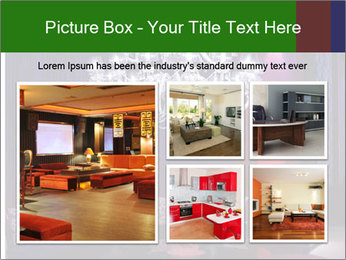 Interior of a fancy nightclub PowerPoint Templates - Slide 19
