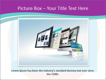 Flat design PowerPoint Template - Slide 16