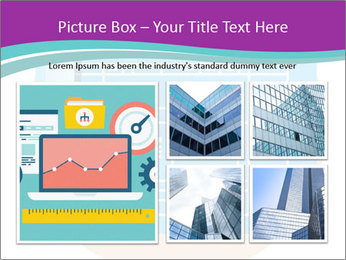 Flat design PowerPoint Template - Slide 19
