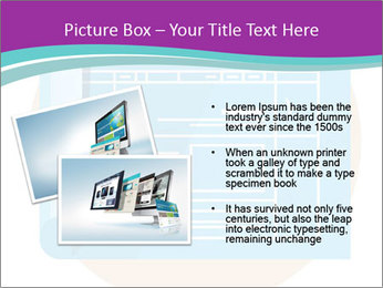 Flat design PowerPoint Template - Slide 20