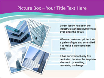 Flat design PowerPoint Template - Slide 23