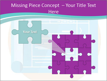 Flat design PowerPoint Template - Slide 45