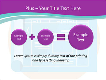 Flat design PowerPoint Template - Slide 75