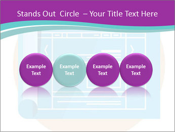 Flat design PowerPoint Template - Slide 76