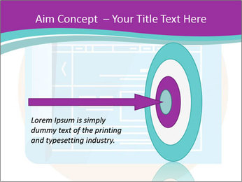 Flat design PowerPoint Template - Slide 83