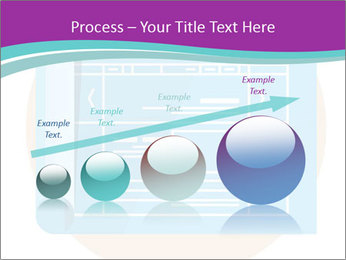 Flat design PowerPoint Template - Slide 87
