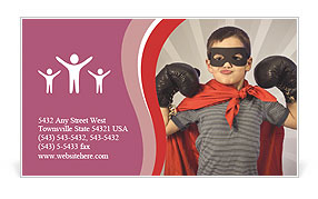 0000087581 Business Card Template