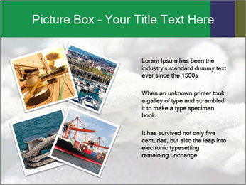 White rope PowerPoint Templates - Slide 23