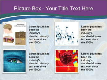 Digital antibodies PowerPoint Template - Slide 14