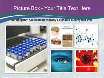 Digital antibodies PowerPoint Template - Slide 19