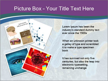 Digital antibodies PowerPoint Template - Slide 23