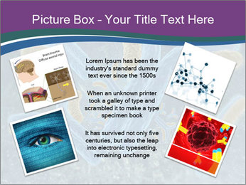 Digital antibodies PowerPoint Template - Slide 24
