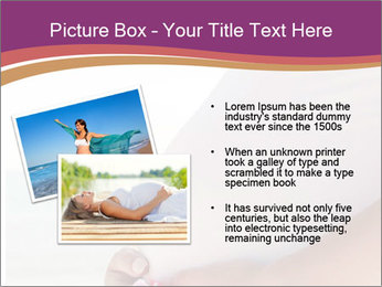 A belly pregnant woman PowerPoint Template - Slide 20
