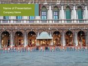 Restaurant complex PowerPoint Templates