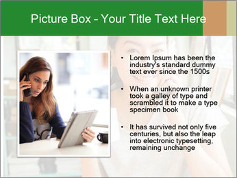 Coffee shop PowerPoint Templates - Slide 13