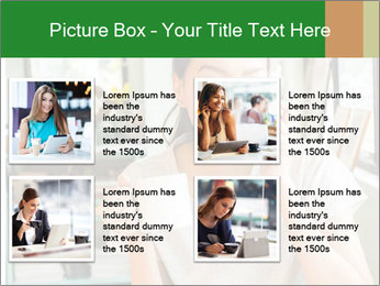 Coffee shop PowerPoint Templates - Slide 14
