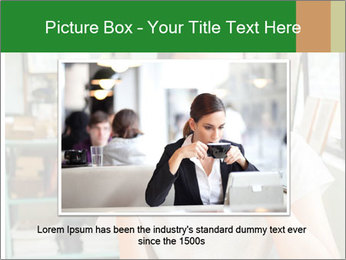 Coffee shop PowerPoint Templates - Slide 15