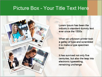 Coffee shop PowerPoint Templates - Slide 23
