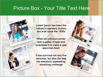 Coffee shop PowerPoint Templates - Slide 24
