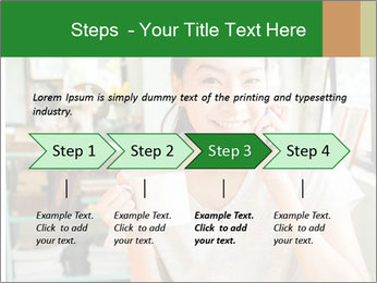 Coffee shop PowerPoint Templates - Slide 4