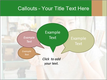 Coffee shop PowerPoint Templates - Slide 73