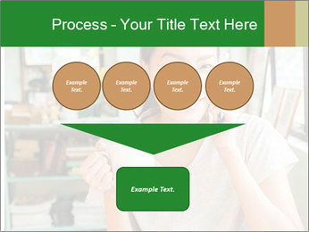 Coffee shop PowerPoint Templates - Slide 93