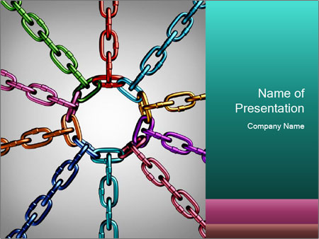 Community unity PowerPoint Templates