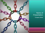 Community unity PowerPoint Template