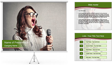0000087594 PowerPoint Template