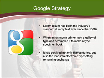 Loud Singing PowerPoint Templates - Slide 10