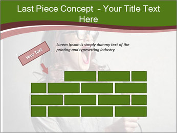 Loud Singing PowerPoint Templates - Slide 46