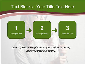 Loud Singing PowerPoint Templates - Slide 71