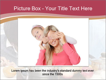 Mother, grandmother and little daughter PowerPoint Templates - Slide 15