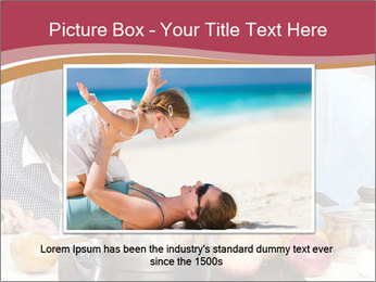 Mother, grandmother and little daughter PowerPoint Templates - Slide 16