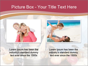 Mother, grandmother and little daughter PowerPoint Templates - Slide 18