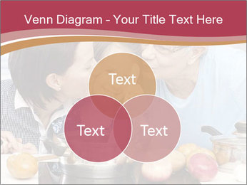 Mother, grandmother and little daughter PowerPoint Templates - Slide 33