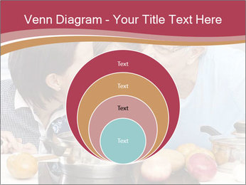 Mother, grandmother and little daughter PowerPoint Templates - Slide 34