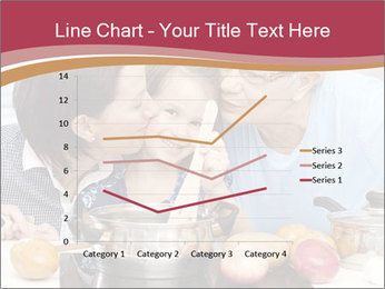 Mother, grandmother and little daughter PowerPoint Templates - Slide 54