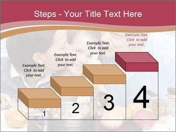 Mother, grandmother and little daughter PowerPoint Templates - Slide 64