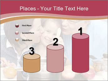 Mother, grandmother and little daughter PowerPoint Templates - Slide 65